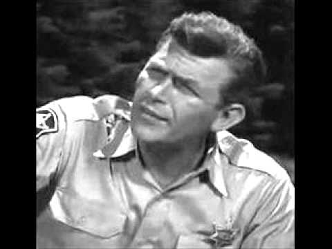 Andy Griffith, In Memoriam:   what It Was Was Football video