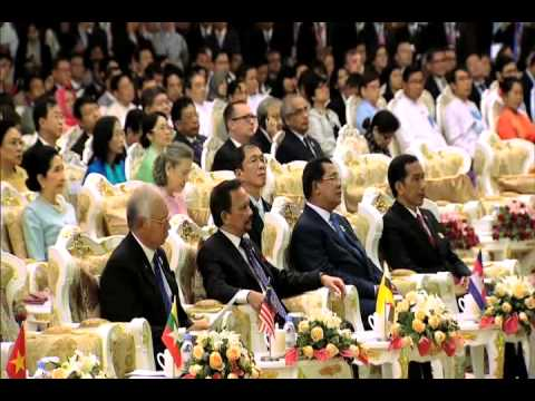 Opening Ceremony of the 25th ASEAN Summit 11/12/2014