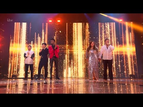 The X Factor UK 2018 The Results Final  Shows Winner Announced  Clip S15E28