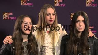 INTERVIEW - Alana Haim, Danielle Haim, Este Haim on the e...