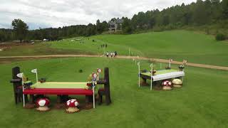 2018 World Equestrian Games Cross-Country Course at Tryon International Equestrian Center