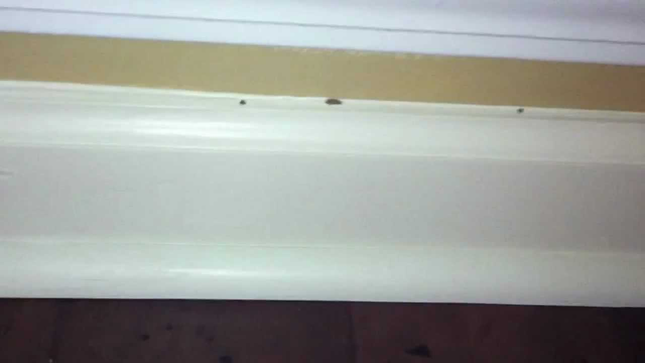 Signs Of Termites Inside A Home Youtube