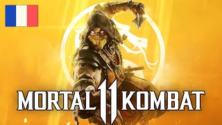 LE MODE HISTOIRE : MORTAL KOMBAT 11 | Gameplay FR (PS4 Pro)
