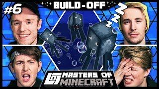 SLAPENDE OCTOPUS?! met Link, Jeremy, Harm en Joost | Build Off | MOM #6