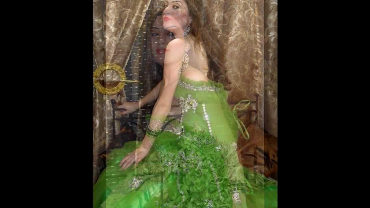 Maquillage et robes de Mariage Tunisienne chez Lobna Fartouna Bizerte ...