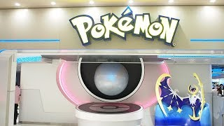 LETS HEAD TO THE POKEMON CENTER!