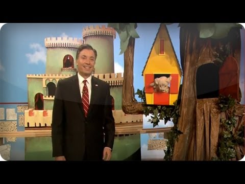 &quot;Mister Romney's Neighborhood&quot; - (Jimmy Fallon)