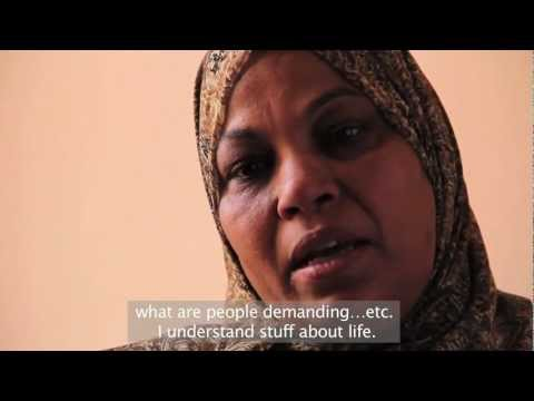 Words of Women from the Egyptian Revolution - Mona Hussein (Trailer)