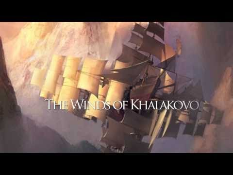 The Winds of Khalakovo Book Trailer