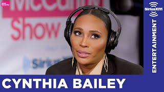 Cynthia Bailey on Always Having a Hot Mic
