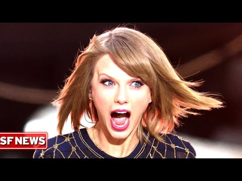 Taylor Swift Steals Kanye's Baby!