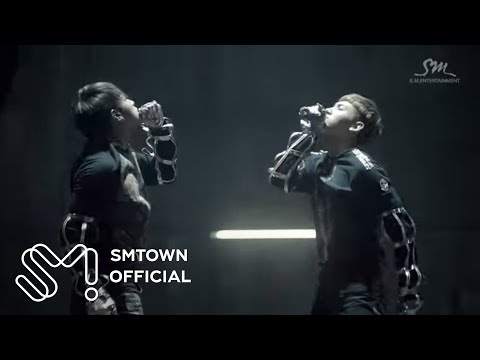 TVXQ! �방�기_Catch Me_Music Video