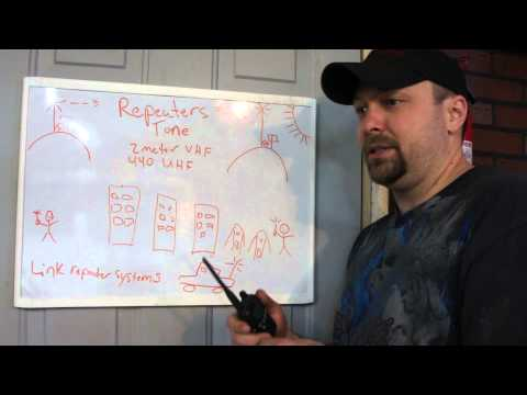 Repeater Basics Ham Radio Part 2