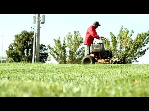 Custom Lawn & Landscape's Mowing Services - What to Expect