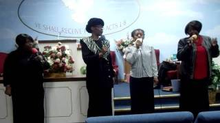 Now Faith Church of God, Holiness (OLM#6) Song:  Come On In The Prayer Room, Jesus Is My Doctor