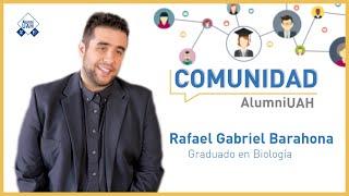 Comunidad AlumniUAH · Rafael Gabriel Barahona
