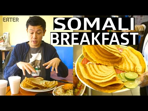 Somali Food is the Best Cheap Meal in Chicago