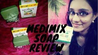 Medimix soap review|Ayurvedic soap for pimples,acne|KRI GA