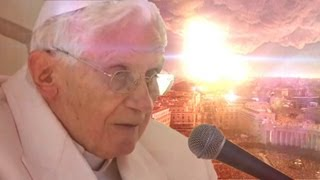 God Airs History Of Workplace Tension With Pope Benedict XVI