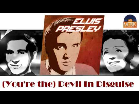 Elvis Presley - Devil In Diguise