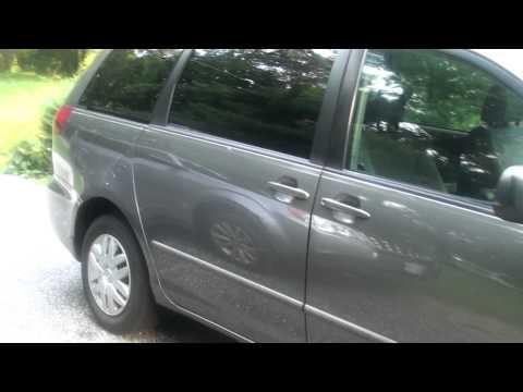 Toyota Sienna Sliding Door Problem