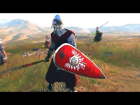 MOUNT & BLADE 2 Gameplay (E3 2017)