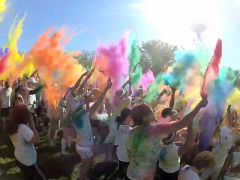 2012 Seattle Color Run