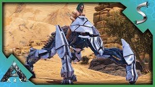 CRAFTING AN ASCENDANT ENFORCER! - Ark: Extinction [DLC Gameplay E19]