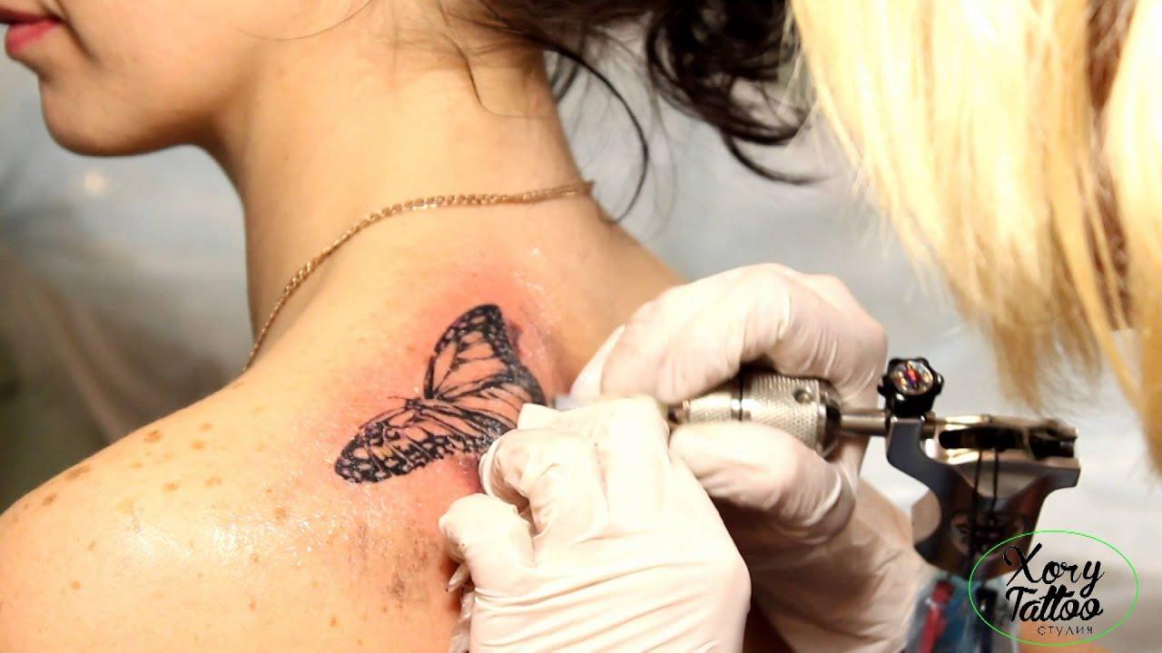 Прибор которым делают тату
