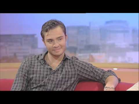Gossip Girl - Ed Westwick Interview