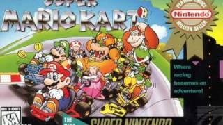 Super Mario Kart- Vanilla Lake