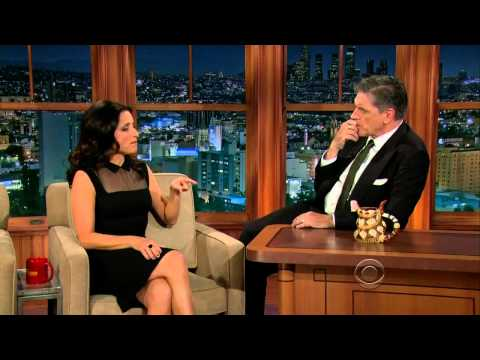 TLLS Craig Ferguson - 2013.04.10 - Julia Louis-Dreyfus, He's My Brother She's My Sister, Myq Kaplan