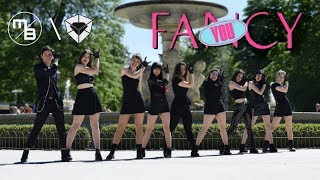 [Kpop Dance In Public Spain] TWICE - 'FANCY' / Mad Balance ft. GeoPrism / Madrid