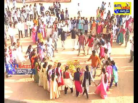 bathukamma govt junior collage tandur