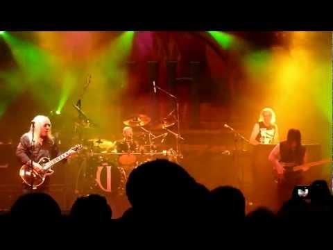 Uriah Heep - Gypsy / Look at Yourself (Live a Trezzo d'Adda - Milano) 16/10/2011