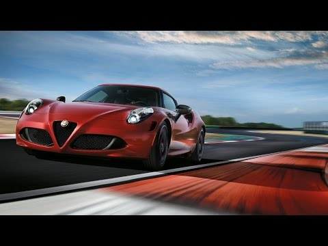 Alfa Romeo 4C: Old-Fashioned Driving Is New Again