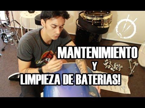 Mantenimiento y Limpieza de Baterias!