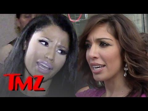 Nicki Minaj to Farrah Abraham, You're a C, Bitch!!!