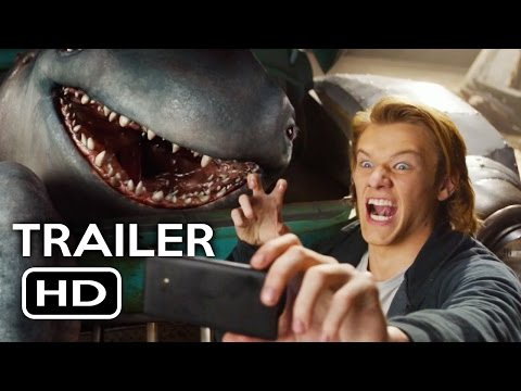 Monster Trucks Official Trailer #1 (2017) Lucas Till, Jane Levy Live-Action Movie HD