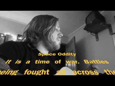 Space Oddity (David Bowie) Acoustic Cover by Max Scialdone