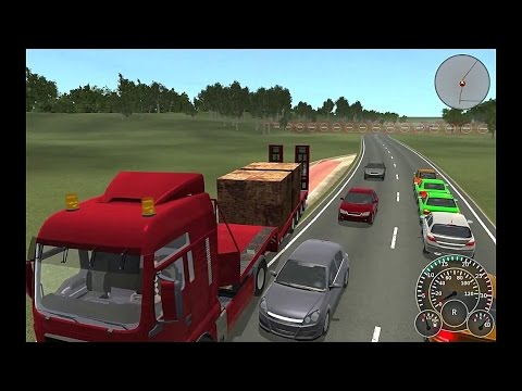 Let's Test Spezialtransport-Simulator 2013 [Deutsch] [Full-HD]