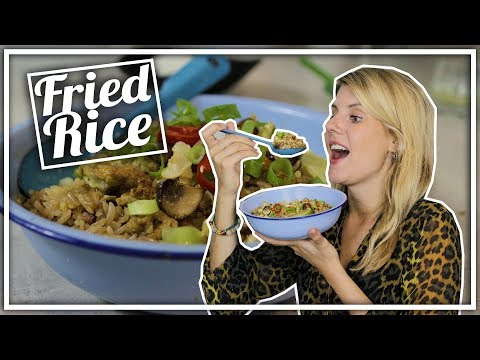 Fried Rice | So macht man den perfekten, gebratenen Reis | Felicitas Then | Pimp Your Food