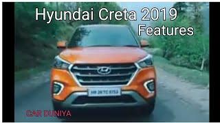 Hyundai Creta 2019 Features Explained