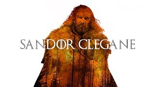 The Eloquence of Sandor Clegane