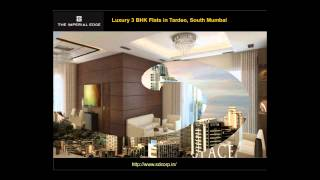 Luxury 3 BHK Flats in Tardeo, South Mumbai