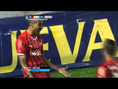 Endiablados: el Rojo goleó a Belgrano y está Copado