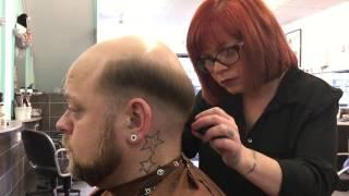 Full Length Hough's Video NEW Hair System Fitting