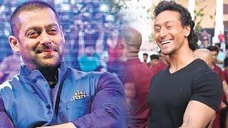 Tiger Shroff Praises Salman Khan
