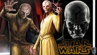 How Powerful Is Supreme Leader Snoke? - Star Wars Explained
