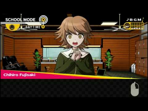 Let's Stream Danganronpa School Mode - Run 2 - Filling out Report Cards 5